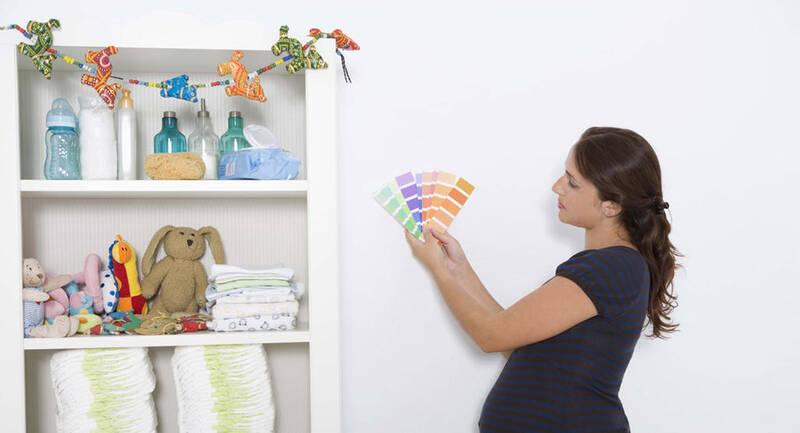 Cronograma para Planejamento do Quartinho do Bebê