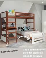 beliche com cama inferior