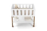 Mini berço Liv  - Branco Eco Wood-imagem3